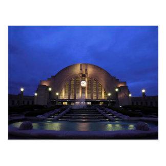 Cincinnati Union Terminal/Museum Center Postcard