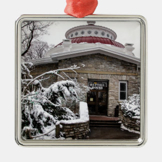 Cincinnati Zoo's Reptile House Christmas Ornament