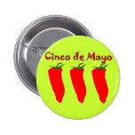 Cinco de Mayo 3 Peppers Pin