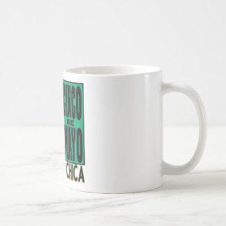 Cinco de Mayo Birthday Chica Coffee Mug