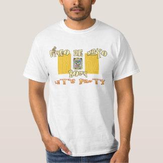 Cinco de Mayo birthday party T-Shirt