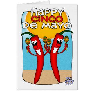 Cinco De Mayo Card
