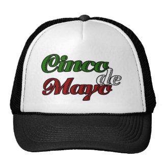 Cinco De Mayo Celebration Cap