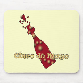 Cinco de Mayo Celebration T-shirts and Gifts Mouse Pad