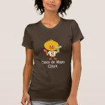 Cinco de Mayo Chick T-shirt