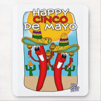 Cinco De Mayo - Cynco De Mayo Mousepad