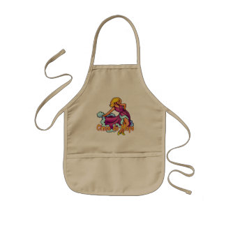 Cinco de Mayo Dancer T-shirts and Gifts Kids Apron