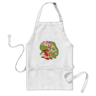 Cinco de Mayo Dancer T-shirts and Gifts Adult Apron