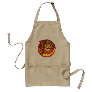 Cinco de Mayo Dancers T-shirts and Gifts Adult Apron