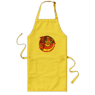 Cinco de Mayo Dancers T-shirts and Gifts Long Apron