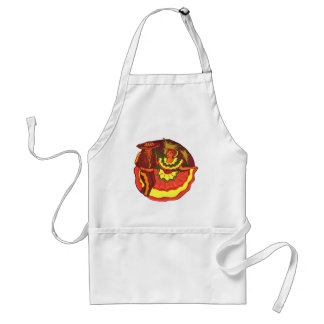 Cinco de Mayo Dancers T-shirts and Gifts Standard Apron
