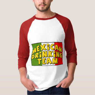 Cinco de Mayo Drinking Team T-shirts and Gifts