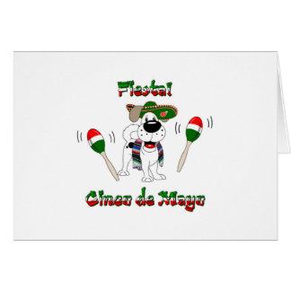 Cinco de Mayo - Fiesta Greeting Cards