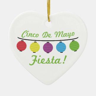 Cinco De Mayo Fiesta! Christmas Ornament