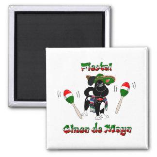 Cinco de Mayo - Fiesta! Refrigerator Magnets
