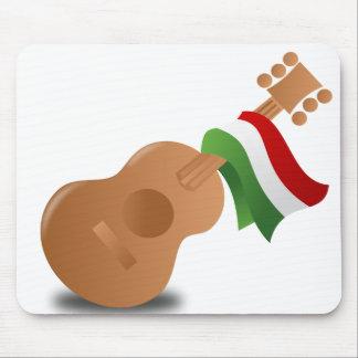 Cinco de Mayo Guitar Mouse Pads
