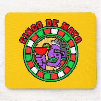 Cinco de Mayo: Mandala Mouse Pad