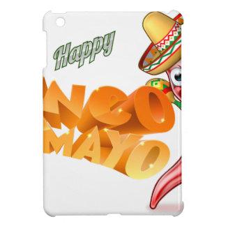 Cinco De Mayo Mexican Chilli Pepper Design iPad Mini Case