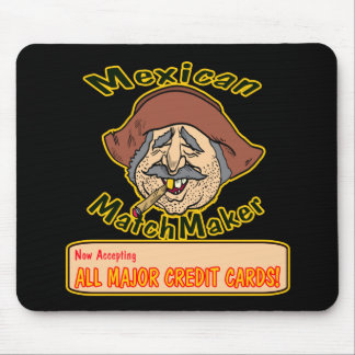 Cinco de Mayo Mexican Matchmaker Shirts and Gifts Mouse Pad