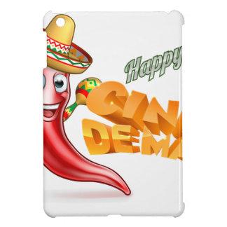 Cinco De Mayo Mexico Chilli Pepper Design Cover For The iPad Mini