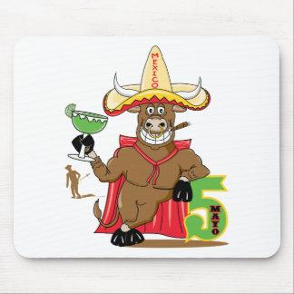 Cinco de Mayo Mouse Pads