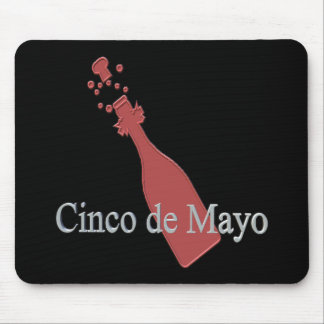 Cinco de Mayo Party T-shirts and Gifts Mouse Pad
