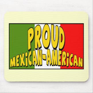 Cinco de Mayo Proud Mexian-American Shirts/Gifts Mouse Pad