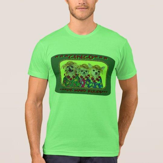 CINCO DE MAYO RULES T-Shirt