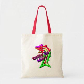 Cinco de Mayo Salamander Canvas Bag