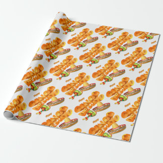 Cinco De Mayo Sign Wrapping Paper