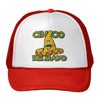 Cinco de Mayo Sombrero Mesh Hat
