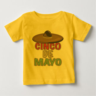 Cinco de Mayo Sombrero T-shirts and Gifts