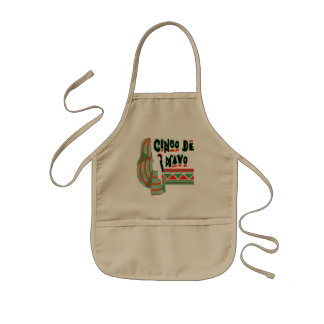 Cinco de Mayo T-shirts and Gifts Aprons