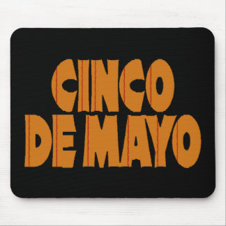 Cinco de Mayo T-shirts and Gifts Mouse Mats