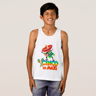 Cinco de Mayo Tank Top