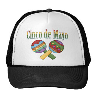 Cinco de Mayo Tees and Gifts for Kids Adutls Hat