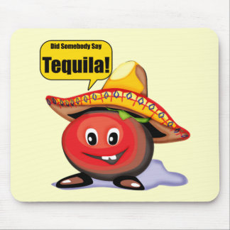 Cinco de Mayo Tequila T-shirts and Gifts Mouse Pad