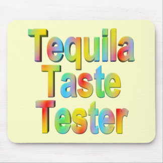 Cinco de Mayo Tequila Taste Tester Mouse Mats