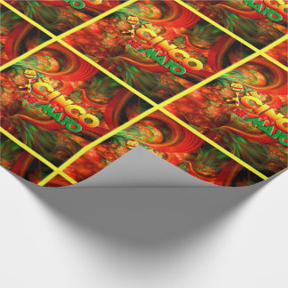 Cinco de Mayo Wrapping Paper
