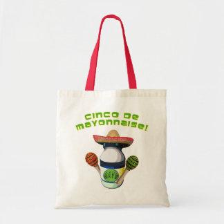 Cinco de Mayonnaise Tote Bag