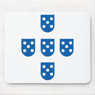 Cinco Quinas Mouse Pad