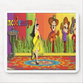 cincodemayo mouse pad