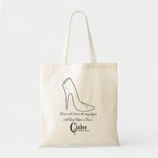 Cinder Inspired tote bag