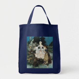 Cinderella and Fairy Godmother Bag