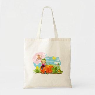 Cinderella Canvas Bags