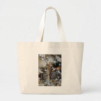 cinderella canvas bag