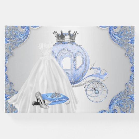 Cinderella Birthday Party Guest Book
