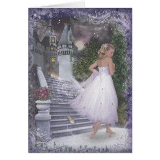 Cinderella Card