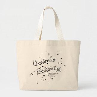 Cinderella Enchanted Canvas Bags