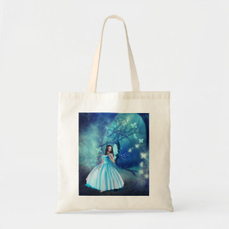 Cinderella Fairy Canvas Bag